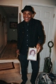 Herb holding a childhood picture of Darnea!