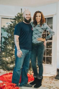Danielle and Jordan!